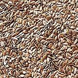 Kampol 25kg Leinsamen braun