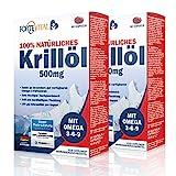 ForteVital Krillöl Bundle (120 Kapseln)