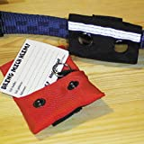 Kleinmetall Nylon Adresstasche Fr Hunde Hundehalsband Adressanhnger