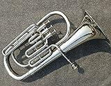 New Mittelschneider BB Bariton-Horn mit Mundstück und Koffer