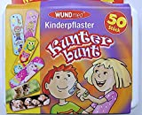 WUNDmed® Kinderpflaster Kunter bunt Box 50tlg.