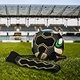 Pusheng Solo Fußball Trainer Soccer Trainer Fußballtrainer Starkick Kick Fußball Training Hilfe...