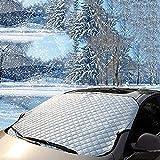Auto Windschutzscheibe Frost Cover Frostschutzmittel UV-Schutz Kratzfest Wasserdicht Einfache...