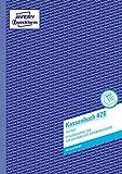 AVERY Zweckform 426 Kassenbuch (A4, nach Steuerschiene 300, von Rechtsexperten geprüft, für...