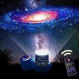 LED Sternenhimmel Projektor-Lampen-Stern-Licht Cosmos Master-Kind-Geschenk-Batterie...
