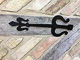 Antikas - Scheinband Truhenscharniere - Truhenbänder Zierband Scheinbänder - Zierbeschläge