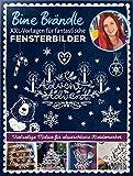 Bine Brändle XXL-Vorlagen für fantastische Fensterbilder, Vorlagenmappe mit Motiven in...