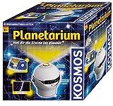 KOSMOS 676810 Planetarium, Hol dir die Sterne ins Zimmer, Projektor mit 2 auswechselbaren...