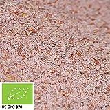 2000g Bio Flohsamen in stabilem Papiersack verpackt (Plastikfrei) | 2 kg |  Großpackung  ohne...