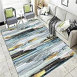 Kunsen Outdoor Teppich Luxus-Abstrakter geometrischer Innenraum-Wohnzimmer großer Teppich-Guthaben...
