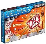 Geomag 253 - Color, 64-teilig