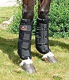 VITANDAR Therapeutische Stallgamaschen für Pferde mit Infraroteffekt, Classic, 1 Paar, vorn, Gr. S