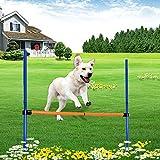 Pssopp Hunden Hindernis Agility Ausrstung Set Hundesport Training Reifen Hrde Set Einstellbare...