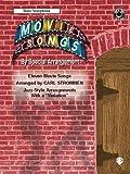Carl Strommen-Movie Songs by Special Arrangement - Ten. Sax-Tenor Saxophone-BOOK+CD