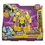 Transformers Spielzeug Cyberverse Ultra-Klasse Bumblebee Action-Figur, lässt sich für mehr Power...