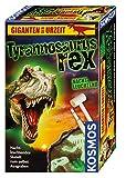 KOSMOS 630409 Nachtleuchtender T-Rex Ausgrabungsset, Tyrannosaurus rex Skelett zum selbst Ausgraben,...