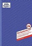 AVERY Zweckform 1777 Bau-Tagesbericht, (A4, selbstdurchschreibend, gem. baubehördlichen...