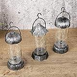 Solar-Gartenlampe, Led Wasserdichte Lichterkette Mit Solarbetrieb, Einmachglas Mit Lichterkette,...