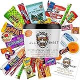 ALL SWEET 24 Teile Süßigkeiten aus Aller Welt Summer Edition, Amerikanische Süssigkeiten Box XXL,...