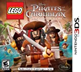 3DS-3DS LEGO PIRATES OF THE CARIBBEAN BL