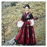 Chinesischer Stil, Damen-Kleid, elegant, Hanfu, antikes traditionelles Han Dynastie,...