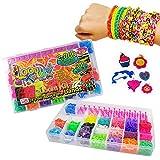 Loom Twister Kit-Enthält 2500 Bänder