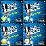 Karaoke CDG 2019 Chart Hits Mega Bundle 144 Greatest Hits of 2019 auf 8 CDG-Scheiben