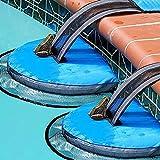 SIRIGOGO Rettungsrampe für Pool, Rettungsrampe, geeignet für Frösche, Kröten, Salamander, Enten,...