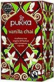 Pukka–Vanilla Chai Tee–20Beutel–koffeinfrei–Bio Kräutertee