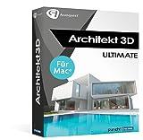 Architekt 3D X9 Ultimate - Die professionelle 3D-Haus- und Gartendesign-Lösung! Kompatibel mit...