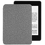 EasyAcc Hülle für Kindle Paperwhite 2018 10. Generation, Ultra Dünn Smartshell Case mit Auto...