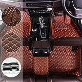 saitake J2X-14942 Fußmatte, Benz CLS 4seat Wagon 2010, braun, Stück: 1