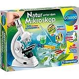 #0618 Galileo Natur unter dem Mikroskop mit 600 facher Vergrößerung für Kinder •...