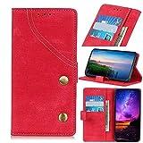 Lederhlle fr Samsung Galaxy A70e Hlle, handyhllen Flip Hlle Wallet Stylish mit Standfunktion und...