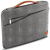 deleyCON 17,3' (43,94cm) Notebook Tasche für Netbook Laptop Laptoptasche aus robustem Nylon 2...