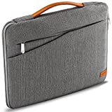 deleyCON Notebook-Tasche für MacBook Laptop bis 17,3' (43,94cm) Schutztasche aus robustem Nylon 2...