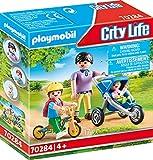 PLAYMOBIL PLAYMOBIL Figures 70284 Mama mit Kindern, ab 4 Jahren