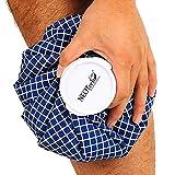 Neotech Care - Eisbeutel - Kühlbeutel mit Schraubdeckel - wiederverwendbarer, nachfüllbarer Beutel...