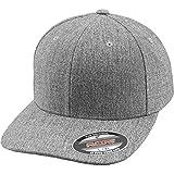 Flexfit Mütze Plain Span, h.grey, L/XL