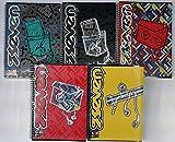 501001701quaderno Maxi spiralgebunden Seven Boy Max QTY + 30% Seiten 1Zeile