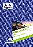 AVERY Zweckform 1222 Fahrtenbuch (für PKW vom Finanzamt anerkannt, A5, Recycling-Papier, 64 Seiten...