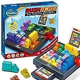 ThinkFun Rush Hour, Logik- und Strategiespiel, für Kinder und Erwachsene, Brettspiel ab 1 Spieler,...