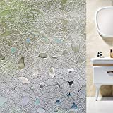 Homeway Fensterfolie, elektrostatisch, matt, Fensterfolie, elektrostatisch, matt, elektrostatisch,...