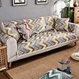 Dunyue Sofakissen 4 Jahreszeiten Universal Kombinations-Kissen Handtuch Nehmen to Home Sofa (Color :...