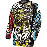 O'Neal Kinder Jersey Element Wild Youth, Mehrfarbig, X-Large, 0025W-9