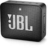 JBL GO 2 Bluetooth-Lautsprecher Musikbox (Wasserfester, portabler Bluetooth-Lautsprecher mit...