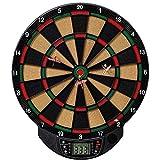 Best Sporting elektronische Dartscheibe Bristol Dartboard mit 6 Dartpfeilen und Ersatzspitzen,...
