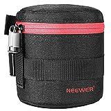 Neewer Tasche für Objektiv mit 18-55 mm Objektiv, wie Canon 50-1.4 50-1.8 85-1.8 18-55 35-2, Nikon...
