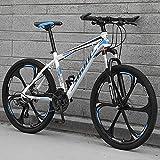 Mountainbike, Erwachsene Off-Road, Shifting Bike, Doppelte Dämpfung, Männliches Und Weibliches...
