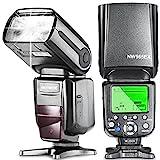 Neewer Blitzgerät NW-565 E-TTL-Slave Speedlite Flash Blitzlicht mit Diffusor für Canon 5D Mark...
